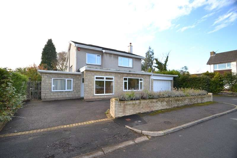 4 Bedrooms Detached House for sale in Graig View, Lisvane, Cardiff. CF14 0TG