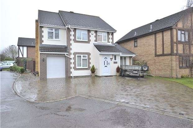 4 Bedrooms Detached House for sale in Apple Tree Close, GL4 5BZ