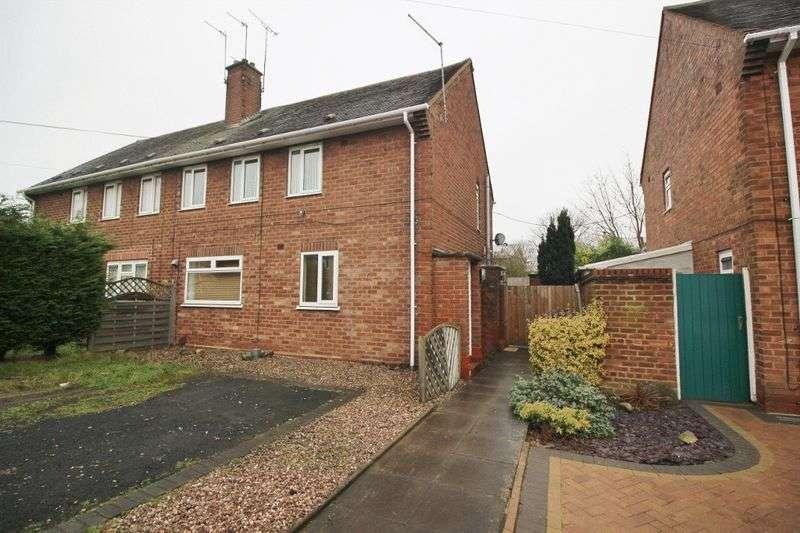 1 Bedroom Flat for sale in Primrose Avenue, Wolverhampton
