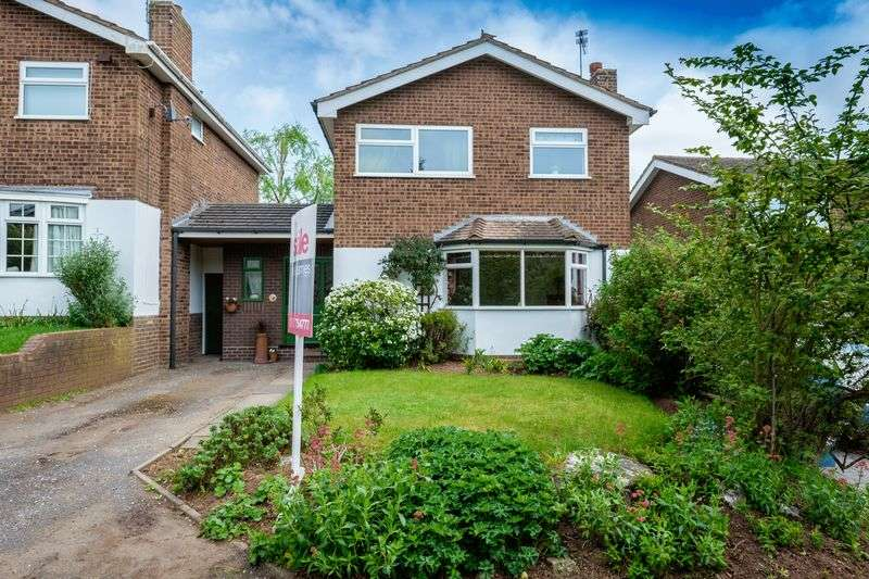 4 Bedrooms Detached House for sale in Newgate, Pattingham, Wolverhampton