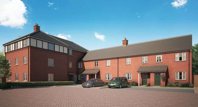 2 Bedrooms Flat for sale in Stafford Place, Aylesbury