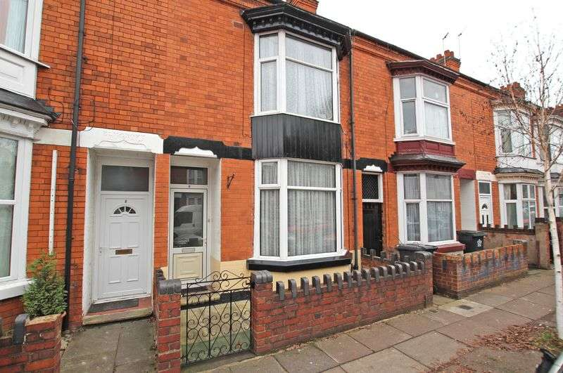 3 Bedrooms Terraced House for sale in Barclay Street, Leicester