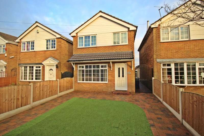3 Bedrooms Detached House for sale in Ring Road, Crossgates, Leeds, LS15