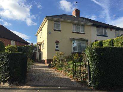 3 Bedrooms Semi Detached House for sale in Stanhope Road, Smethwick, West Midlands