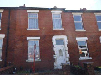 3 Bedrooms Terraced House for sale in School Lane, Bamber Bridge, Preston, Lancashire