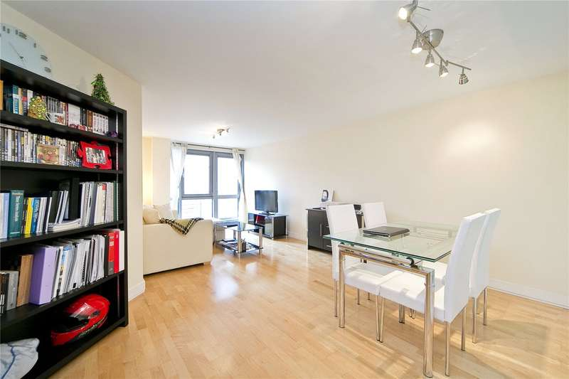 2 Bedrooms Flat for sale in West City One, 6 Naoroji Street, WC1X