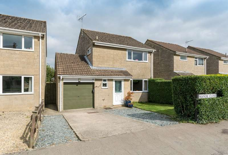 3 Bedrooms Detached House for sale in Manor Close, Sherston