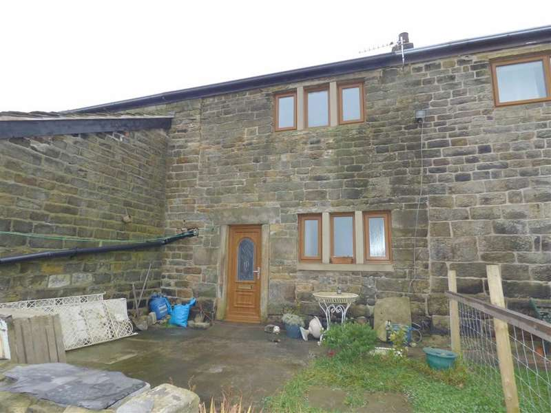 1 Bedroom Property for sale in The Cottage And Barn, Norden, Rochdale, Lancashire, OL12