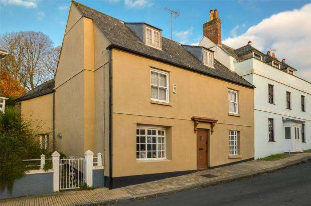 5 Bedrooms End Of Terrace House for sale in Fore Street, Plympton, Plymouth, Devon