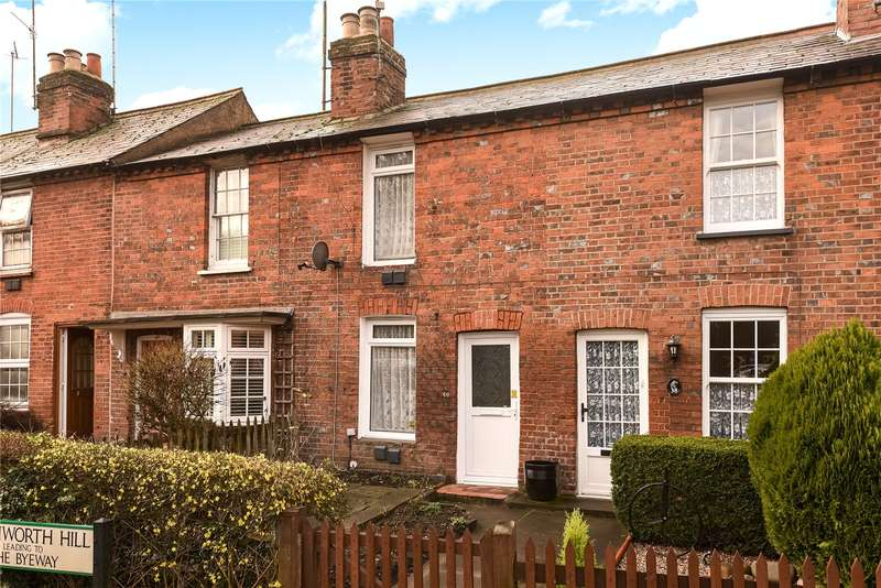 2 Bedrooms Terraced House for sale in Batchworth Hill, Rickmansworth, Hertfordshire, WD3