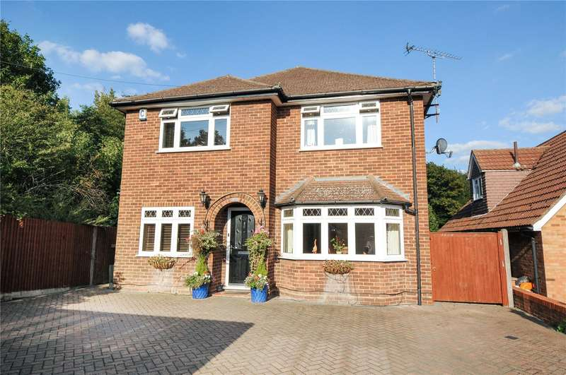 5 Bedrooms House for sale in Park Avenue, Ruislip, Middlesex, HA4