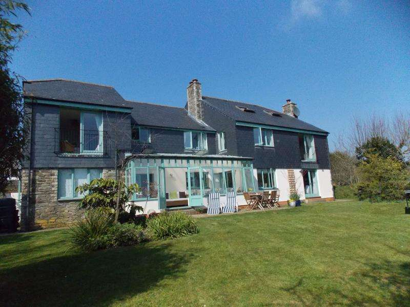 6 Bedrooms Detached House for sale in Penhale Grange, St Cleer, Liskeard