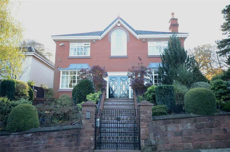 5 Bedrooms Detached House for sale in Woolton Hill Road, Woolton, Liverpool, L25