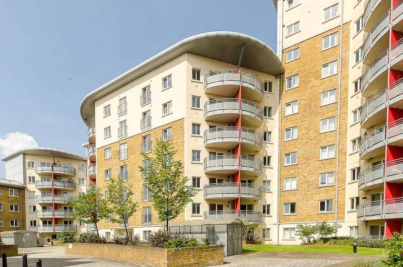 3 Bedrooms Flat for sale in Pancras Way, Bow, E3