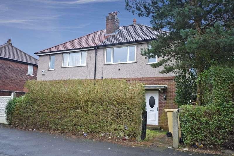2 Bedrooms Semi Detached House for sale in Crescent Avenue, Farnworth, Bolton, BL4