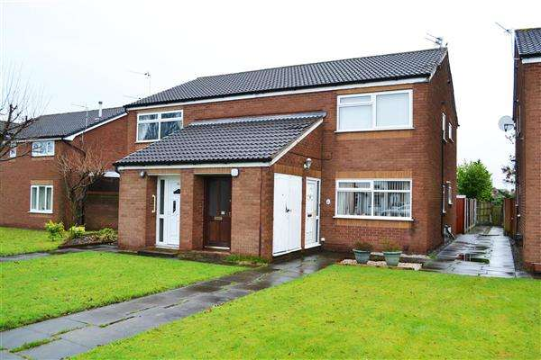 2 Bedrooms Apartment Flat for sale in St Helens Road, Pennington