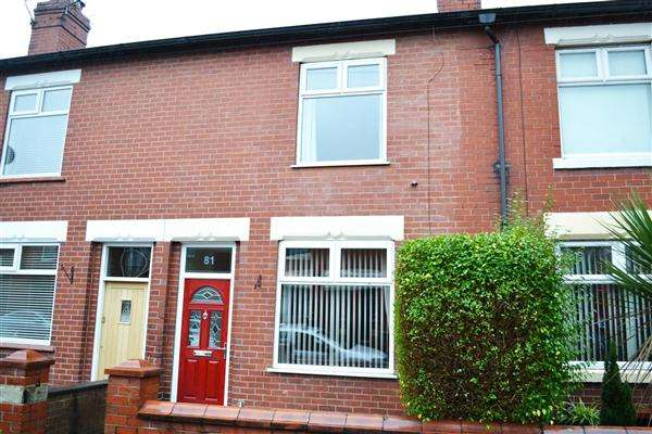 2 Bedrooms Terraced House for sale in Bold Street, Leigh