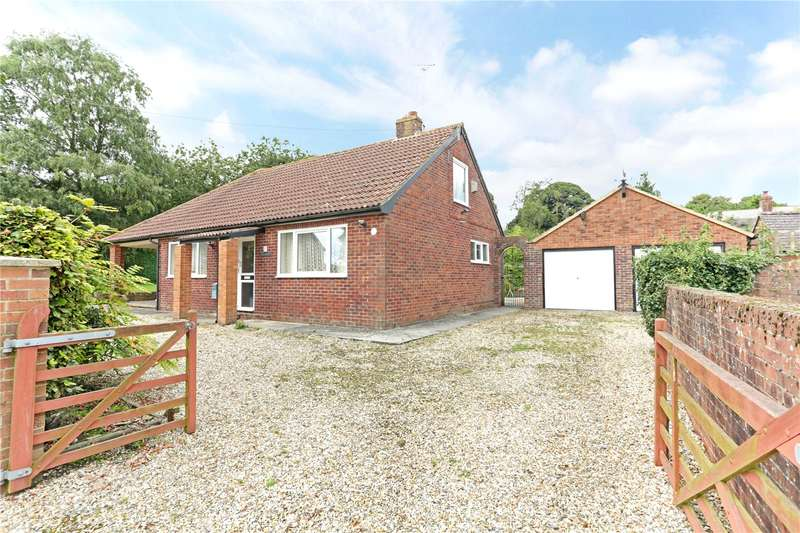 4 Bedrooms Detached Bungalow for sale in Eastcourt, Burbage, Marlborough, Wiltshire, SN8