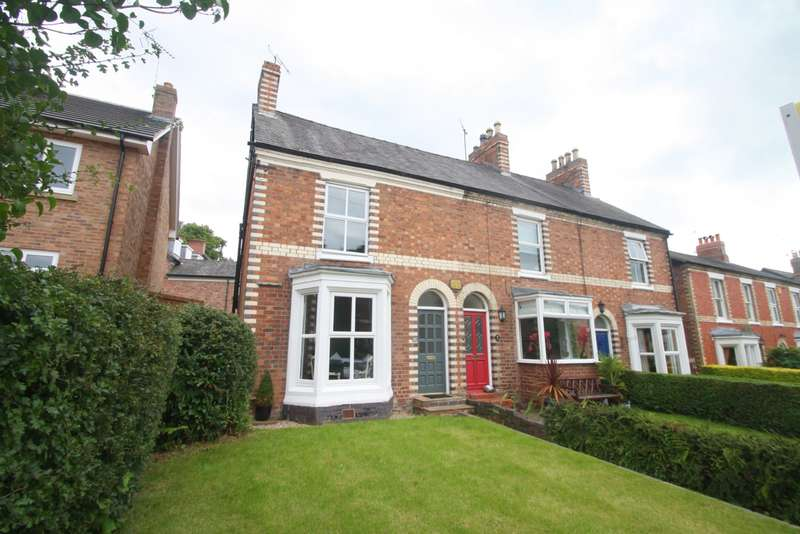 2 Bedrooms House for sale in 2 bedroom House End of Terrace in Tarporley