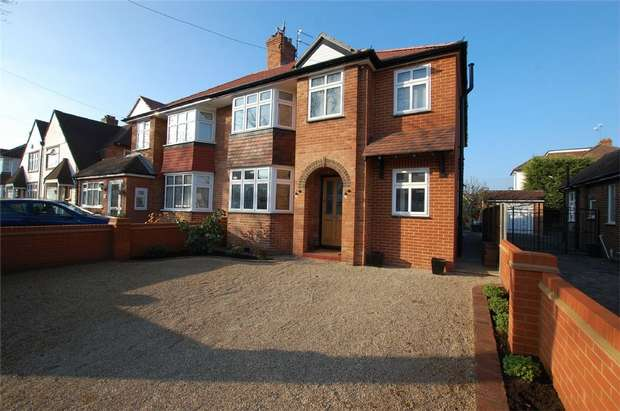 4 Bedrooms Semi Detached House for sale in Bourne Vale, BROMLEY, Kent