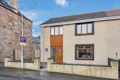 3 Bedrooms Semi Detached House for sale in Ramsay Lane, Kincardine