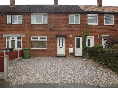 3 Bedrooms Terraced House for sale in Cedar Avenue, Little Sutton, Ellesmere Port, Cheshire, CH66