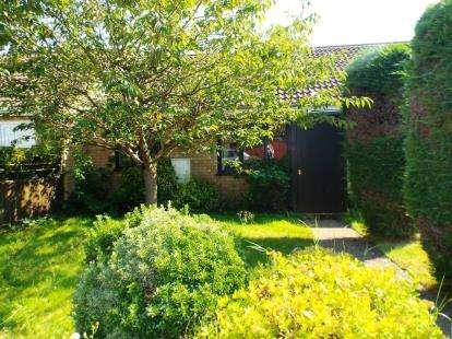 2 Bedrooms Bungalow for sale in Haddenham, Ely, Cambridgeshire
