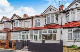 4 Bedrooms Terraced House for sale in Beckford Road, Croydon