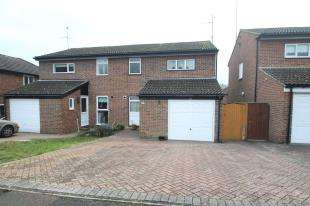 3 Bedrooms Semi Detached House for sale in Aviary Way, Crawley Down, West Sussex