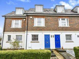 3 Bedrooms Terraced House for sale in Station Road North, Merstham, Redhill, Surrey