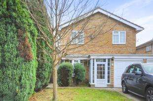 4 Bedrooms Link Detached House for sale in Blackford Close, South Croydon, .