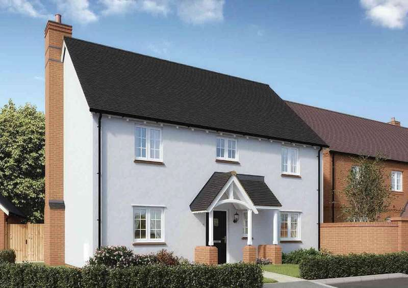 4 Bedrooms Detached House for sale in Plot 5 Pathways, Gaydon