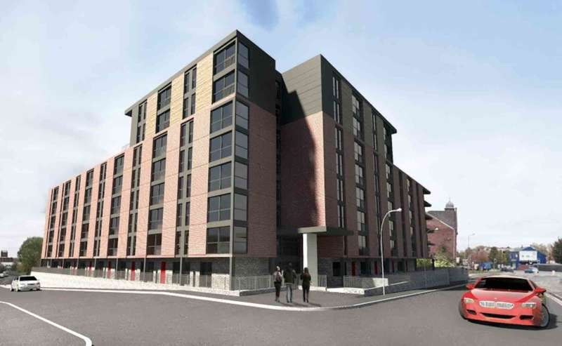 1 Bedroom Apartment Flat for sale in Ford Lane, Salford, M6
