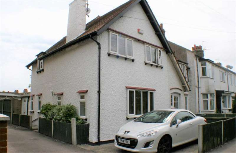 3 Bedrooms End Of Terrace House for sale in Northdown Hill, St Peter`s