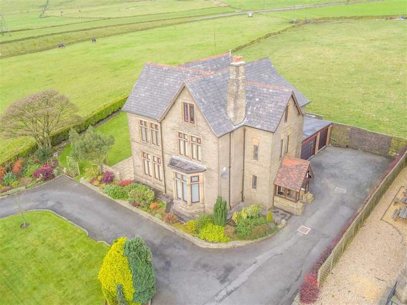 6 Bedrooms Property for sale in Huddersfield Road, Scouthead, SADDLEWORTH, OL4