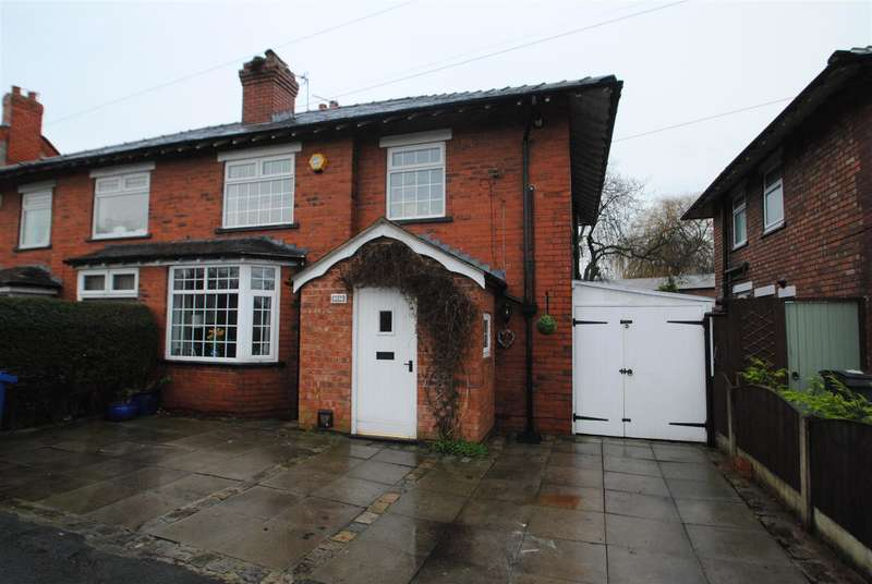3 Bedrooms Property for sale in Thelwall New Road, Grappenhall, WARRINGTON