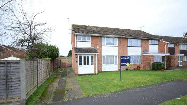 4 Bedrooms Semi Detached House for sale in Underwood Road, Reading, Berkshire