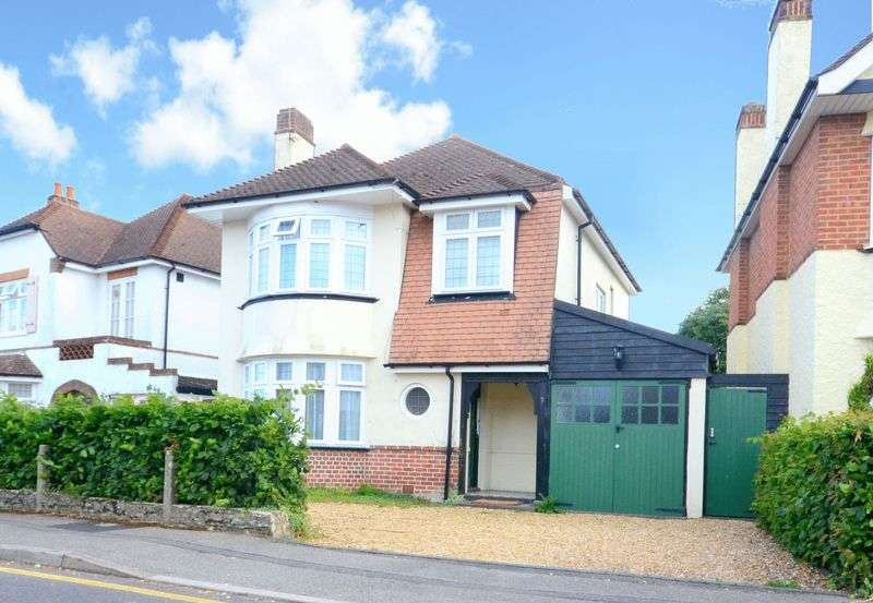 3 Bedrooms Detached House for sale in Bridle Crescent, Bournemouth