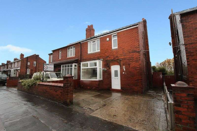 3 Bedrooms Semi Detached House for sale in Cale Lane, Aspull, Wigan