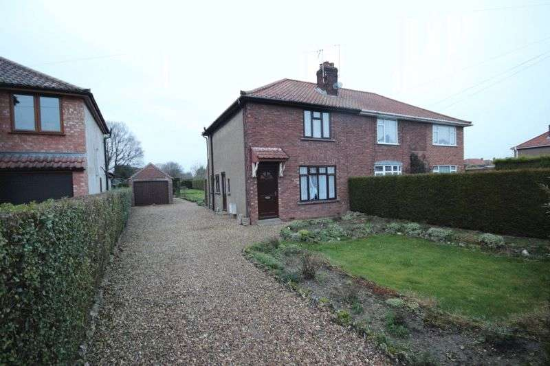 3 Bedrooms Semi Detached House for sale in Cozens-Hardy Road, Norwich