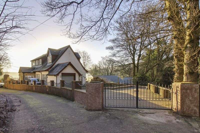 4 Bedrooms Detached House for sale in The Park, Pontypool