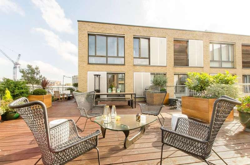 1 Bedroom Flat for sale in Drysdale Street, Hoxton, N1