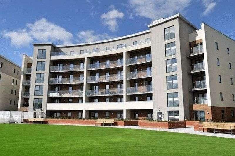 2 Bedrooms Flat for sale in Gemini Park, Borehamwood, WD6