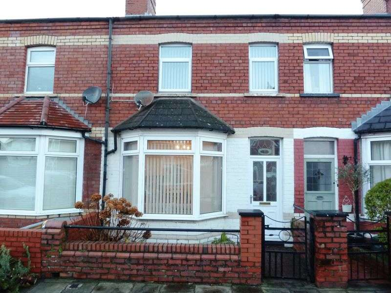 2 Bedrooms Terraced House for sale in Salisbury Road, Barry