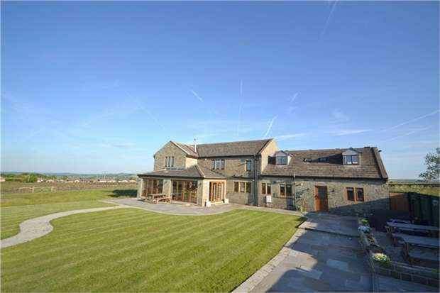 7 Bedrooms Detached House for sale in Denby Lane, Upper Denby, HUDDERSFIELD, West Yorkshire