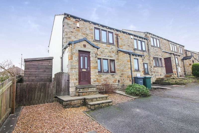 2 Bedrooms Property for sale in Rose Meadows, Keighley, BD22