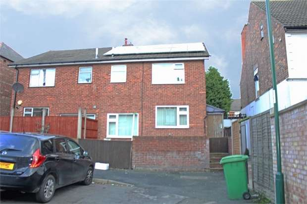 2 Bedrooms Semi Detached House for sale in Thorneywood Rise, Nottingham