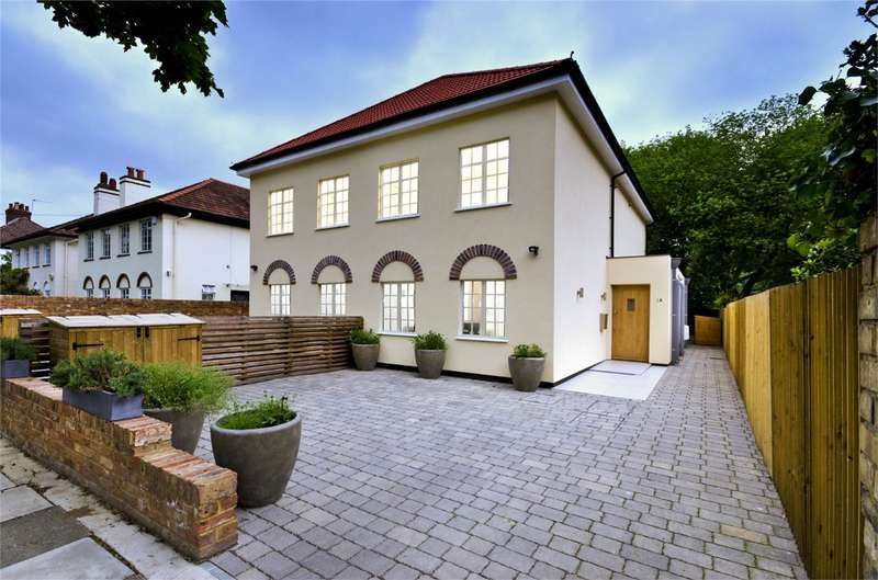5 Bedrooms Semi Detached House for sale in Arlington Road, St Margarets, East Twickenham, Middlesex