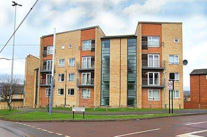 2 Bedrooms Flat for sale in Park Grange Mount, Sheffield, South Yorkshire