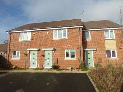 2 Bedrooms Terraced House for sale in Clare McManus Way, Coventry, West Midlands